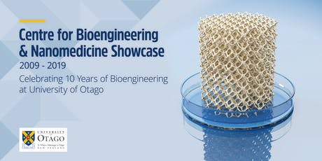 Centre for Bioengineering & Nanomedicine Showcase tickets