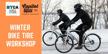Winter Bike Tire Workshop tickets