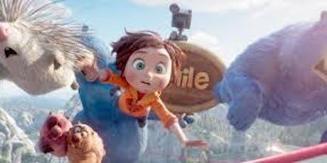 School Holiday Program: Movie Screening - Wonder Park (PG)- Harrington tickets