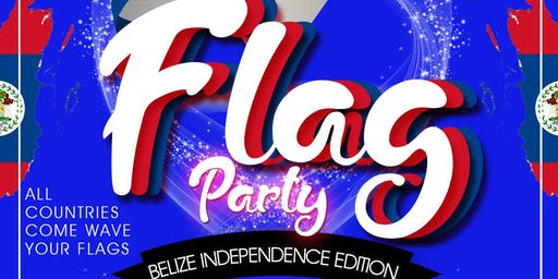 VYBZ Saturdays FLAG PARTY. REP YOUR COUNTRY: