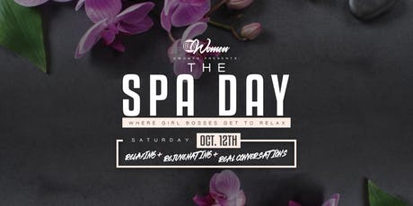 Spa Day- Relax with G Women tickets