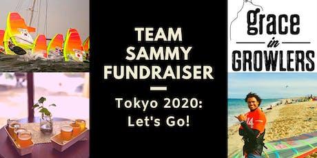 Team Sammy Fundraiser- Tokyo 2020: Let's Go! tickets