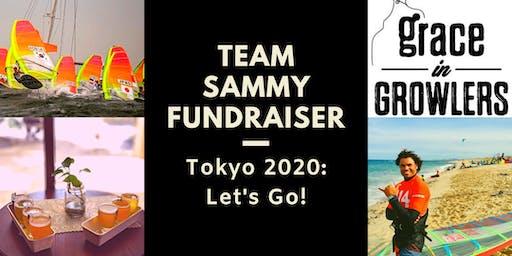Team Sammy Fundraiser- Tokyo 2020: Let's Go!