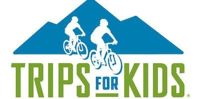 2019 Take a Kid Mountain Biking Day