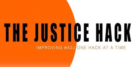 The Justice Hack 2019 - Victoria Hackathon tickets