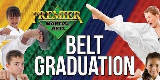 September 2019 Belt Graduation