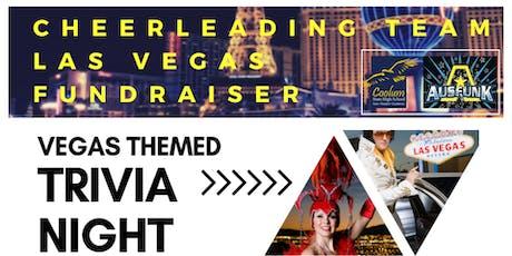 Vegas Themed Trivia Night Fundraiser tickets