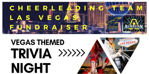 Vegas Themed Trivia Night Fundraiser