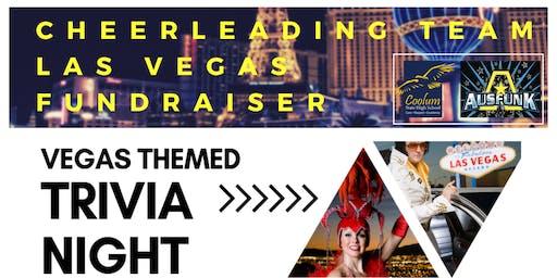 Vegas Themed Trivia Night Fundraiser
