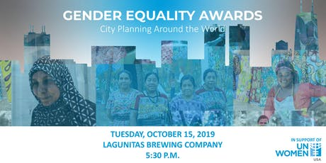 UN Women USA Gender Equality Awards: City Planning Around the World tickets