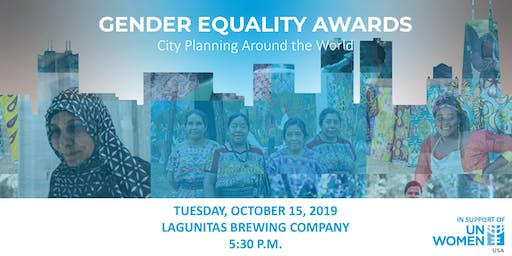 UN Women USA Gender Equality Awards: City Planning Around the World