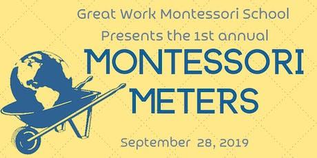 Montessori Meters tickets