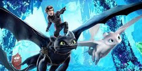School Holiday Program: Movie Screening - How to Train Your Dragon 3 (PG)- Wingham tickets