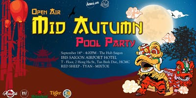 haus.vn Open Air: Mid Autumn Pool Party