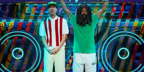 The Grouch with special guest Murs plus Pure Powers