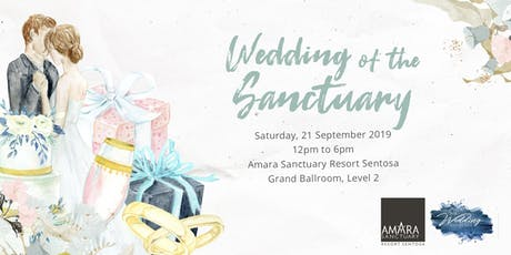 Wedding Of The Sanctuary tickets