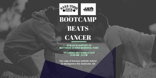 Bootcamp Beats Cancer