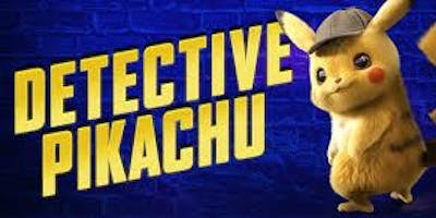 School Holiday Program: Movie Screening - Detective Pikachu (PG)- Hallidays Point