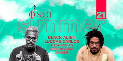 OSCI Sunsets w Black Alien, Luccas Carlos