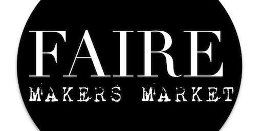 Faire: A Pop-Up Maker's Market