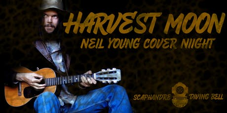 Harvest Moon: Neil Young Cover Night at The Diving Bell tickets