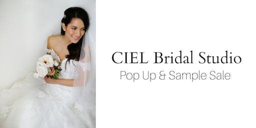 CIEL Bridal Pop Up