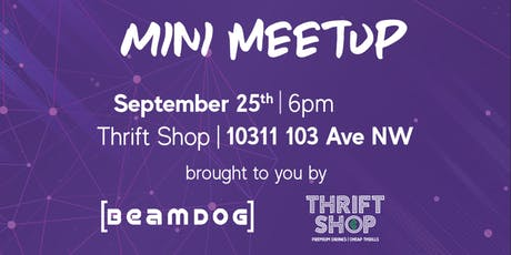 Edmonton Twitch Mini Meetup September 2019 tickets