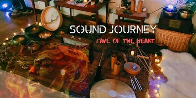 SOUND JOURNEY: CAVE OF THE HEART with Cypress Dubin