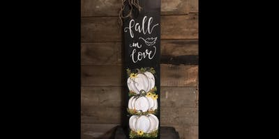 Fall in Love on Wood...Take 2
