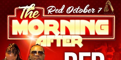 "Red October 7 "" The Morning After "" tickets"