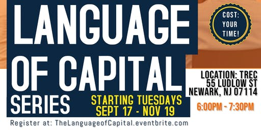 The Language of Capital Series
