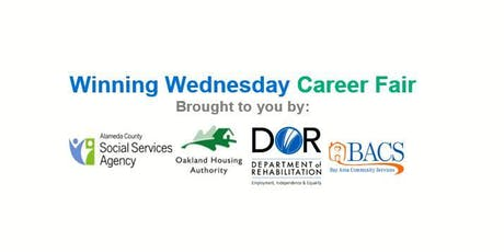 Winning Wednesday Career Fair tickets
