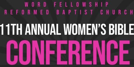 WFRBC Annual Women's Bible Conference tickets