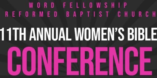 WFRBC Annual Women's Bible Conference