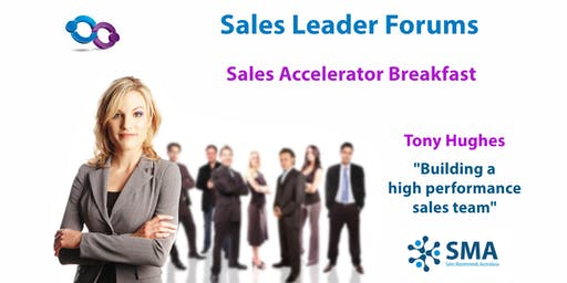 Building a High Performance Sales Team (Sydney)