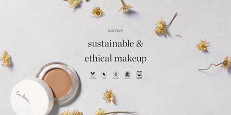 Natural Makeup & Skincare Masterclass  tickets