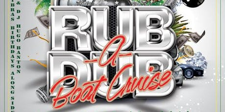 RUB A DUB BOAT CRUISE @ STELLA BOREALIS tickets
