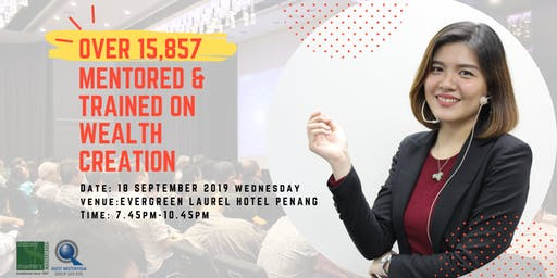 [Live Financial Seminar] Breakthrough Your Wealth, Success And Business Life In Just 3 Hours