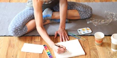 Studio 54oo Presents Art and Yoga Flow tickets