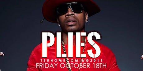 PLIES- TSU Homecoming Party tickets