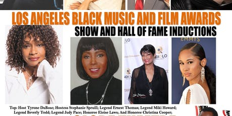 The Los Angeles Black Music And Film Awards tickets