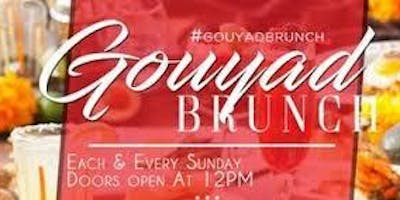 GOUYAD BRUNCH @ SOHO PARK TIME SQ HOSTED BY TEAMIN