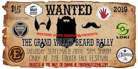Grand Valley Beard Rally tickets