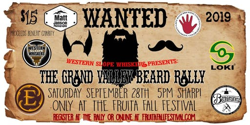 Grand Valley Beard Rally