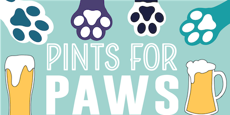 Pints for Paws tickets