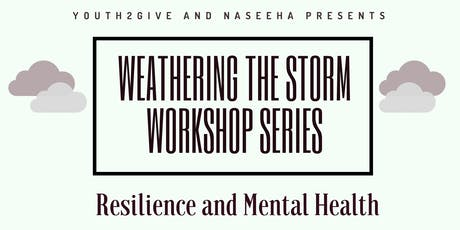 Weathering the Storm: Resilience & Mental Health (Women-Only Workshop) tickets