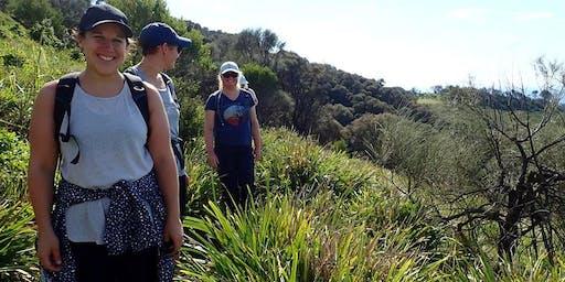 Women's Garie to Burning Palms Hike // 21st Septemeber