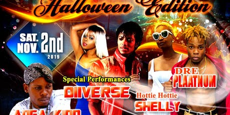 T.H.R.I.L.L.E.R The Ultimate Halloween Costume Party tickets