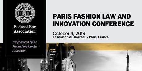 FABA/FBA Paris Fashion Law Conference tickets