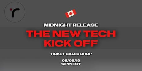 THE NEW TECH KICK OFF tickets